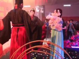 河南开封杞县中式传统汉婚执礼团队打造精品婚礼