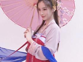 汉服名人|Angelababy杨颖(图组)