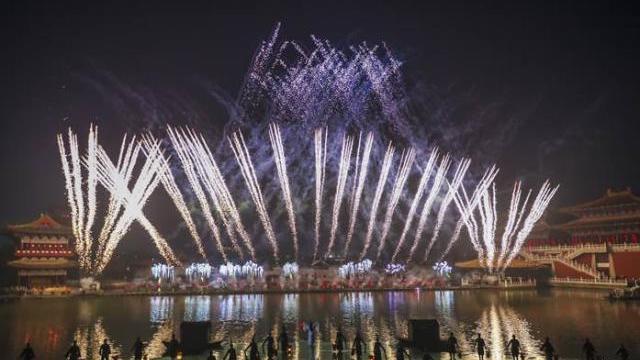 《大宋·东京梦华》再现北宋京都盛世繁荣