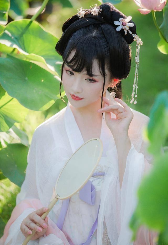 汉服摄影-温文尔雅