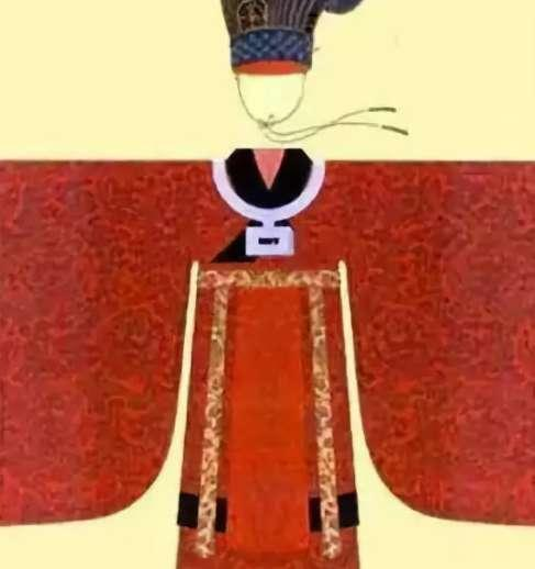 宋朝官服为何脖子处套一白圈?一方面是符合潮流,主要为了方便皇帝