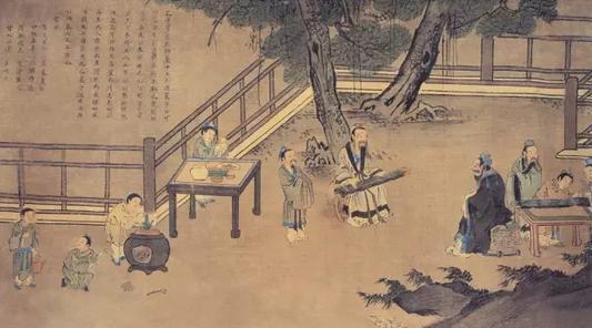 漫话古琴:如何成为古人必备的标配之一?其中隐藏怎样的文化内涵