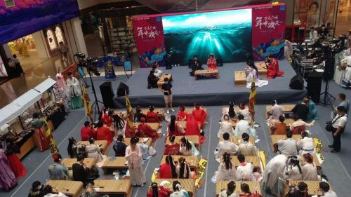 """重庆汉服""""锦绣华章·端午祭""""系列活动在渝成功举办"""