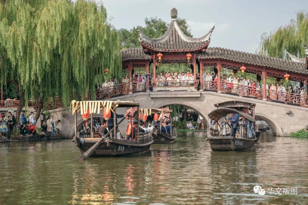 衣冠盛世 | 第八届西塘汉服文化周盛大开幕
